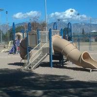 Photo taken at Reid Park by Drew L. on 11/18/2012