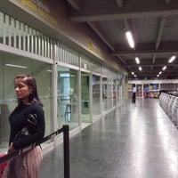 Photo taken at Aeropuerto Internacional Alfonso Bonilla Aragón (CLO) by Tomás A. on 7/31/2013