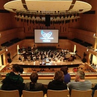 Photo taken at Holland Performing Arts Center by Kenny S. on 3/22/2013