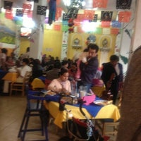 Photo taken at La Poblanita by Mel on 11/3/2012