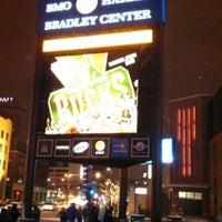 Photo taken at Milwaukee Bucks Backcourt Office by Ken N. on 12/30/2012