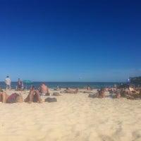 Photo taken at Bondi Beach by Coby on 4/13/2013
