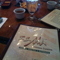 Photo taken at T.S. Ma Chinese Cuisine by Javier R. on 12/3/2012