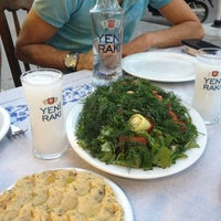 Photo taken at Yalın Balık by Hulya on 7/25/2013