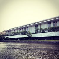 Photo taken at The John F. Kennedy Center for the Performing Arts by Brandon R. on 5/14/2013