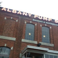 Photo taken at C.H. Evans Brewing Co. at the Albany Pump Station by Paul S. on 10/24/2012