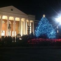 Photo taken at DeMoss Hall by Nolan W. on 11/27/2012