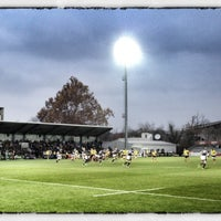 "Photo taken at Stadionul Național de Rugby ""Arcul de Triumf"" by Stephan B. on 11/24/2012"