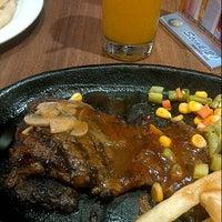 Photo taken at Steak 21 by agih k. on 7/13/2013