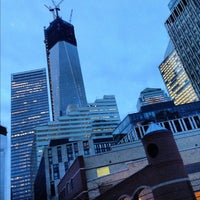 Photo taken at Borough of Manhattan Community College (BMCC) by Evelyn C. on 12/8/2012