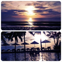 Photo taken at Hyatt Regency Hua Hin by 🌠Kūra Ð. on 6/7/2013
