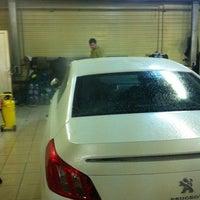 Photo taken at Karcher автомойка на степной by Старый😎 on 11/24/2012