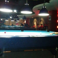 Photo taken at Barcode Pool Table by Deny A. on 4/16/2013