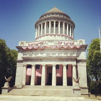 Photo taken at General Grant National Memorial (Grant's Tomb) by Joe L. on 5/27/2013