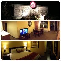 Photo taken at Heidel House Resort & Spa by Patrick O. on 10/20/2012