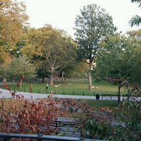 Photo taken at St. James Park by Gregory C. on 10/11/2016