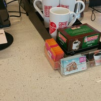 Photo taken at Dunkin Donuts by Gregory C. on 8/25/2016