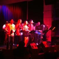 Photo taken at David Friend Recital Hall by Berklee College of Music on 12/7/2012