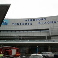 Photo taken at Aéroport Toulouse-Blagnac (TLS) by Michael M. on 10/20/2012