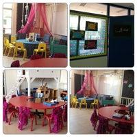 Photo taken at International Programs School by Randa S. on 6/26/2013