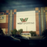 Photo taken at West Shopping by Raphael S. on 11/6/2012
