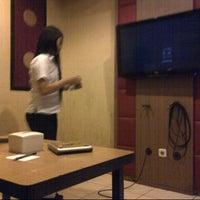 Photo taken at ReyHAN'S Karaoke Keluarga by Aris r. on 6/28/2013