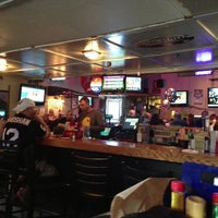 Photo taken at Wilson's Cafe & Sports Bar by Barbara T. on 9/21/2013
