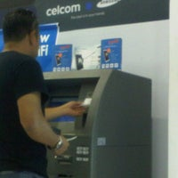 Photo taken at Celcom Blue Cube by Nurulzzh17 on 12/22/2012