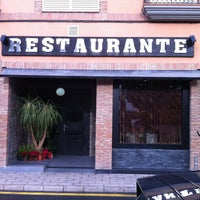 Photo taken at Yaho Restaurante by Fernando P. on 1/19/2013