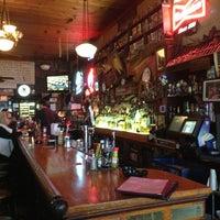 Photo taken at Manuel's Tavern by Yawei L. on 2/18/2013