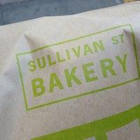 Photo taken at Sullivan Street Bakery by Dan S. on 1/10/2013