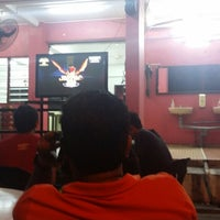 Photo taken at Restoran Anjung Ara by Azrul A. on 2/7/2014