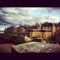 Photo taken at Intra-Muros – Centre de Saint-Malo by Maria A. on 11/6/2012