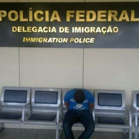 Photo taken at Polícia Federal by Joao Pedro D. on 12/31/2012