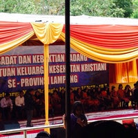 Photo taken at Taman Wisata Lembah Hijau by Bonardo A. on 9/27/2015