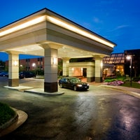 Photo taken at Holiday Inn Washington-Dulles Intl Airport by Holiday Inn D. on 5/1/2014