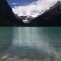 Photo taken at Lake Louise by Kač on 6/26/2016