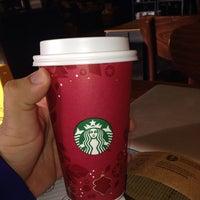 Photo taken at Starbucks by Bassem Y. on 1/23/2014