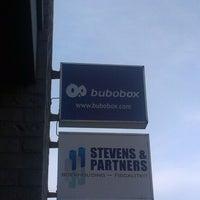 Photo taken at BuboBox by Joris B. on 3/8/2013