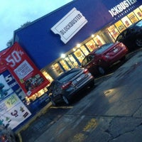 Photo taken at Blockbuster by Vero G. on 7/20/2013