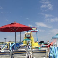 Photo taken at Roaring Springs Water Park by Lucas A. on 8/1/2014