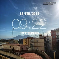 Photo taken at Piazza Francesco Muzii (Piazza Arenella) by Antonio M. on 2/18/2014