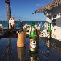 Photo taken at Palma's Sand Sea Food Restaurant by Krisjanis Z. on 3/8/2015