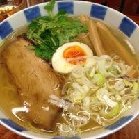Photo taken at 麺屋 ひょっとこ by Sak on 2/22/2013