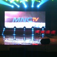 Photo taken at MNCTV by Panji D. on 3/27/2014