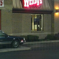 Photo taken at Wendy's by Shon W. on 11/14/2012