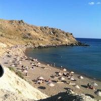 Photo taken at Lazkoyu by özge B. on 7/18/2013
