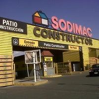 Photo taken at Homecenter Sodimac by Rodrigo A. on 11/10/2012