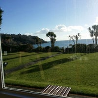 Photo taken at Falmouth Hotel by Andy C. on 1/9/2014