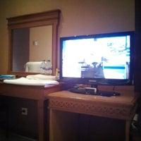 Photo taken at Hotel Banjarmasin International (HBI) by Deded S. on 7/12/2014